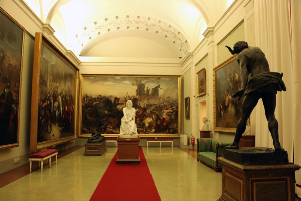 Visit The Palatine Gallery Royal Apartments And Gallery Of